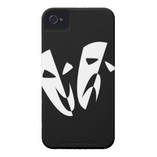 Stage Masks iPhone 4 Cover