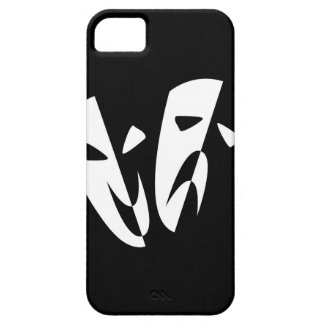 Stage Masks iPhone 5 Case