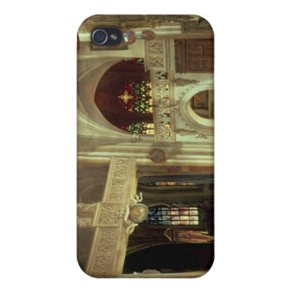 Stage model for the opera cases for iPhone 4