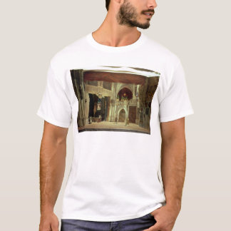 Stage model for the opera T-Shirt