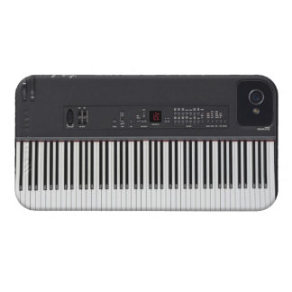 Stage Piano iPhone 4 Case-Mate Cases