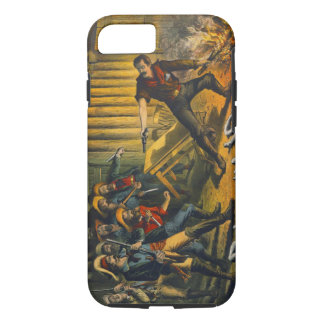 Stage Production Ad 1882 iPhone 7 Case