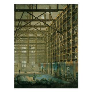 Stage Set Workshop of the Paris Opera, c.1800-20 Postcard