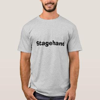 Stagehand tee shirt