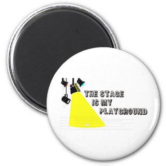 StageIsMyPlayground Magnet