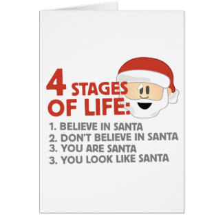 Stages of Life Card