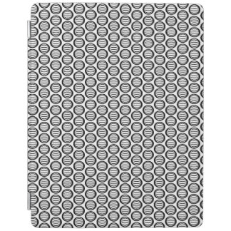 staggered stripes tablet smart cover case iPad cover