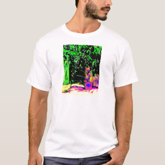 Staghorn Ferns jGibney The MUSEUM Zazzle Gifts T-Shirt