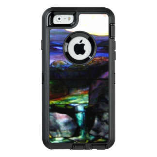 Stain Glass Nature OtterBox Defender iPhone Case