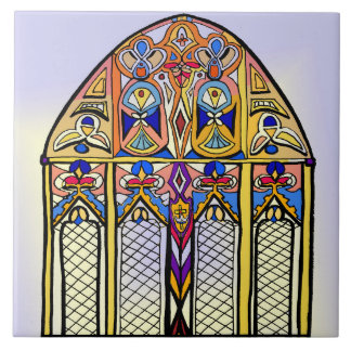 Stain Glass Tile