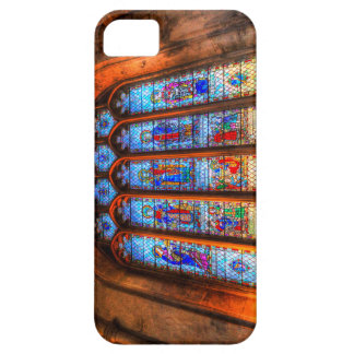 Stained Glass Abbey Window iPhone 5 Case