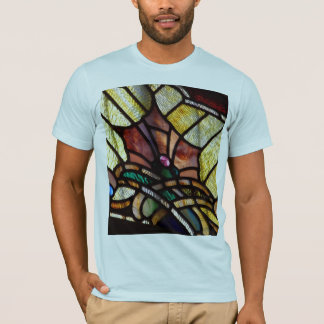 Stained Glass At The San Diego Maritime Museum T-Shirt