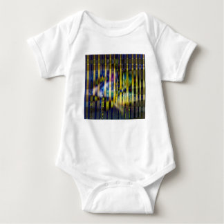 Stained Glass Baby Bodysuit