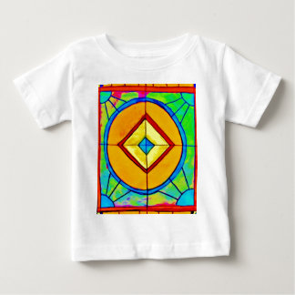 Stained Glass Baby T-Shirt