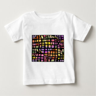 Stained Glass: Baby T-Shirt