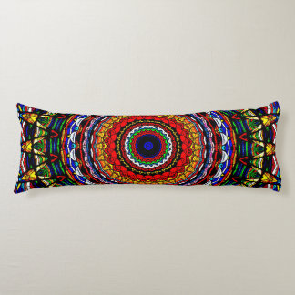 Stained Glass Body Pillow