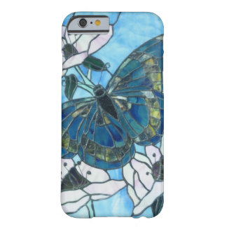 Stained Glass Butterfly iPhone 6 Case
