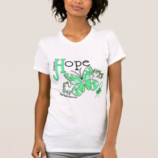 Stained Glass Butterfly Celiac Disease Tshirts