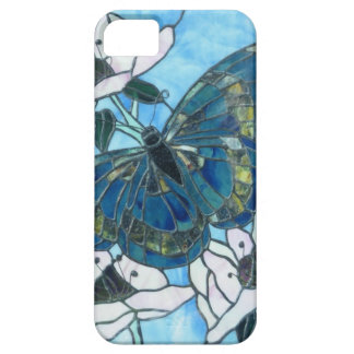 Stained Glass Butterfly iPhone 5 Case