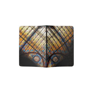 Stained Glass Ceiling Passport Cover