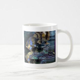 Stained Glass Fish Mug