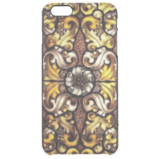 Stained Glass iPhone 6/6S Plus Clear Case