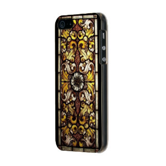 Stained Glass iPhone SE/5/5S Incipio Shine Case