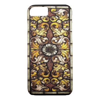 Stained Glass iPhone X/8/7 Barely There Case