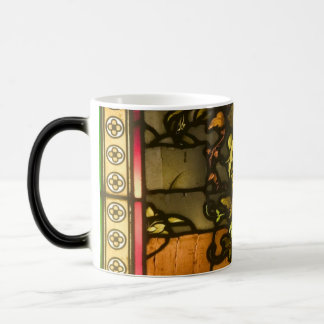 Stained Glass Jesus Morphing Mug