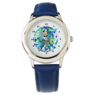 STAINED Glass Jewel Art Wrist Watches