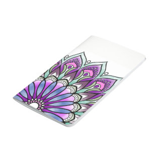 Stained Glass Mandala pocket journal