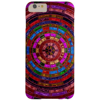 Stained Glass Mosaic Abstract #2 Barely There iPhone 6 Plus Case
