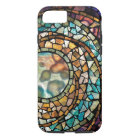 Stained Glass Mosaic Mandala iPhone 7 Case