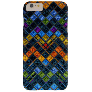 Stained Glass Mosaic Pattern #8 Barely There iPhone 6 Plus Case