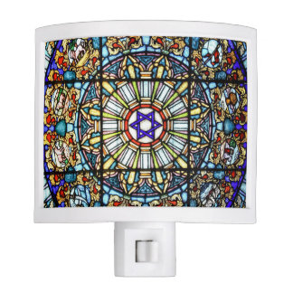 Stained Glass Nite Light