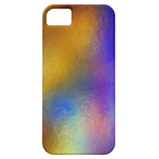 Stained glass, transparent colorful shiny window iPhone 5 case