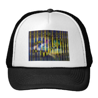 Stained Glass Trucker Hat