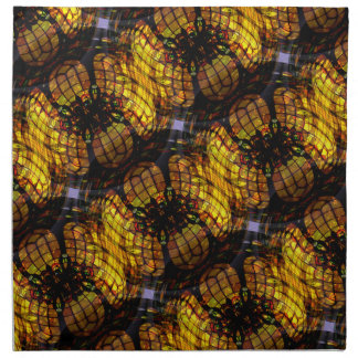 Stained Glass Universe Cloth Napkins