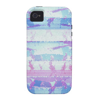 Stained Glass Waves : Navins Signature Style iPhone 4 Covers