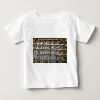 Stained Glass Window Blocks Baby T-Shirt