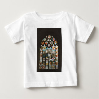 Stained glass window  from Holland Baby T-Shirt