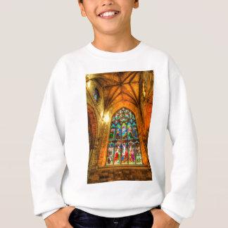 Stained Glass Window Sweatshirt