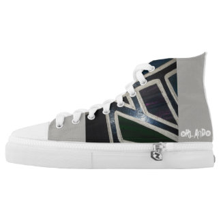 STAINGLASS HIGH TOPS