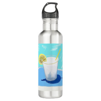 Stainless bottle water