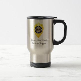 Stainless Mug, 24th BSB Travel Mug