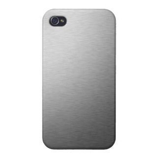 Stainless Steal iPhone 4/4S Case