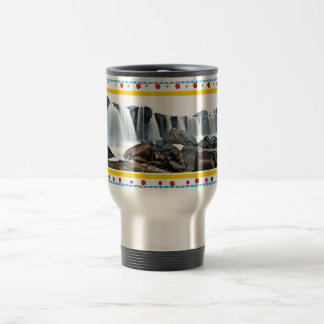 Stainless Steel 15 oz Travel mother nature mug