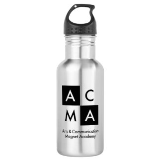 Stainless Steel ACMA Water Bottle