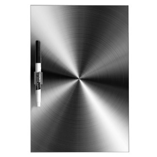 Stainless Steel Dry Erase Board