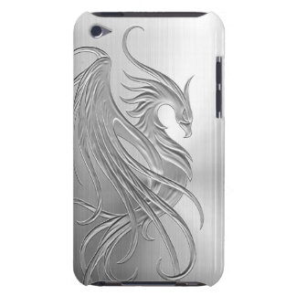Stainless Steel Effect Phoenix iPod Touch Cover